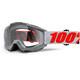 100% Accuri Goggle Anti Fog Clear Lens / solberg